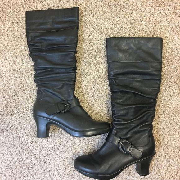 f78a78b2396 Dansko shoes brinkley boot wide calf poshmark jpg 580x580 Brinkley boot